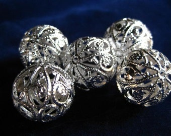 Filigree Beads OPULENCE for torch firing