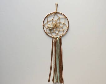 Mini Dream Catcher / Dream Catcher / Home Decor / Homedecor / Bohemian Spirit.