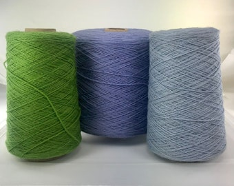 Inca Tops 100% Wool, Yarn 5 Dollars a Pound