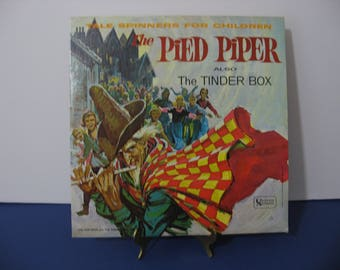 Tale Spinners - The Pied Piper & The Tinder Box - Circa 1960's