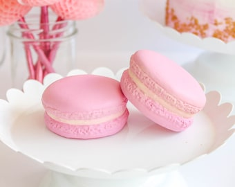 Large Solid Macarons