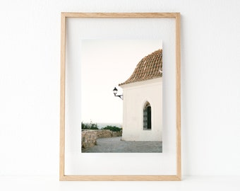 """Travel photography """"Ibiza white"""" 