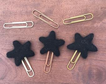 Black Star Clip