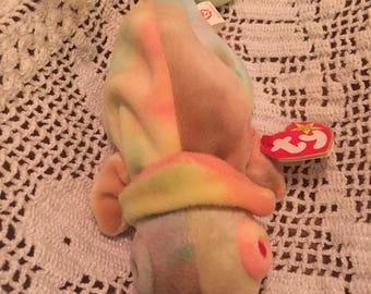 TY Original 1997 Rainbow beanie baby