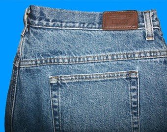 LL Bean Size 20 Reg  Flannel Lined