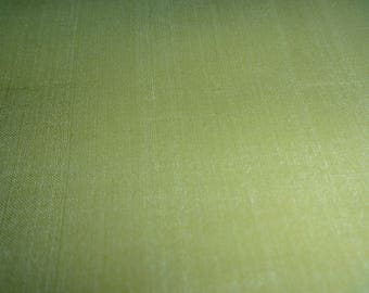 yellow fabric remnant