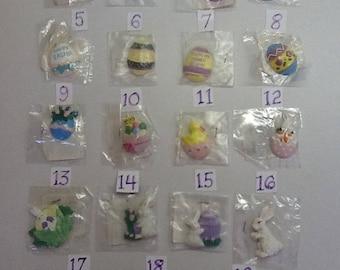 Easter Mini Polymer Embellishment