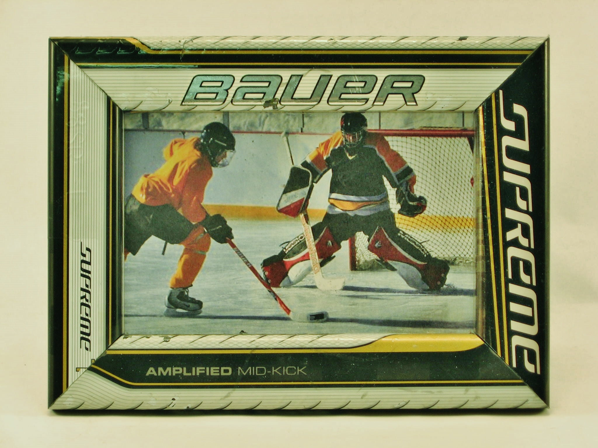 4 x 6 Hockey Stick Frame FREE SHIPPING in US 6355