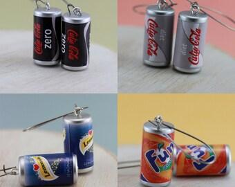 Soda Pop Earrings