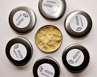 Cleansing Grains - Milk and Petal Facial Scrub - 3.25 oz plus RECIPE