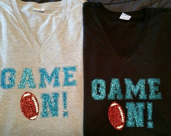 Game on with football season with your favorite team!