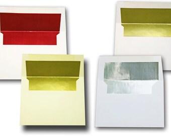 FOIL Lined A-7 Envelopes - 50 pack