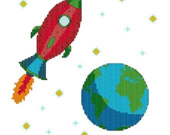 Little Red Rocket - Hello World