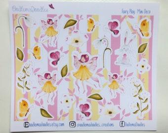 Fairy Play : Decorative Stickers