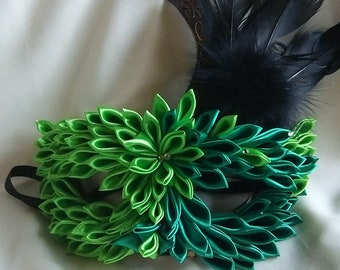 Tumami Mask Green