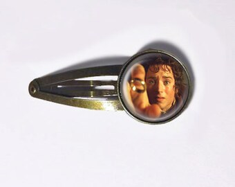 Lord of the Rings Hair Clip