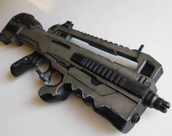 Deus Ex - Combat Rifle Replica