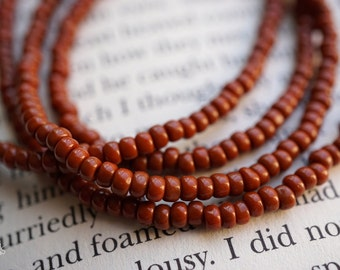 Sierra Red, Seed Beads, Toho Beads, Beads, N46