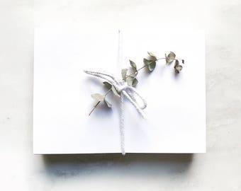 White A7 Envelopes