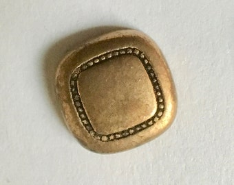 Vintage Gold Tone Metallic Matched Button Sets for Sewing and Crafts