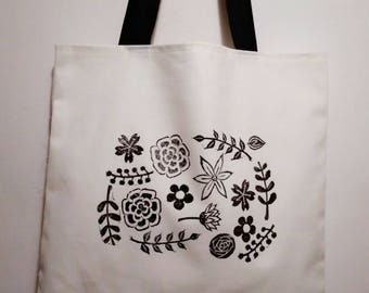 Canvas tas, Canvas bag, Market bag, tote bag