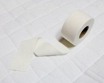 4 cm Cotton Bias - Natural - 12 Yard roll 86977