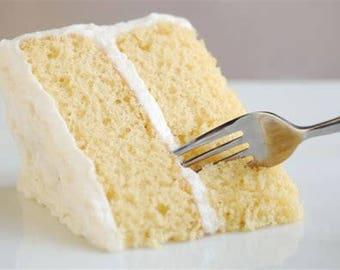 Wedding Cake Soy Candle