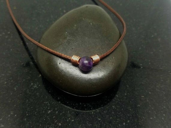 Amethyst necklace choker, Healing Choker Necklace, Crystal Choker, Crystal choker, Crystal Necklace, Healing Jewelry, Stone Choker