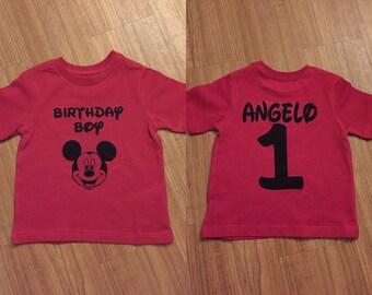 Custom Toddler T-Shirts