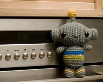 Amigurumi Little Robot - Crochet Pattern