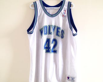 Minnesota Timberwolves Champion Basketball Jersey