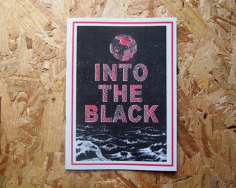 Into the Black by Cicy Reay and Benji Goldsmith