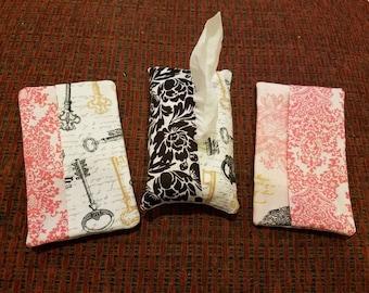Pocket Tissue Holder