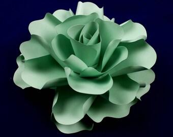 "Small  paper flower, medium paper flower, paper flower for any occasion ""EMILY"""