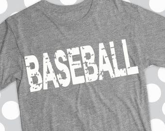 Baseball SVG, baseball shirt, baseball mom, svg, grunge svg, distressed svg, dxf, vintage svg, clip art, baseball mom shirt, shortsandlemons