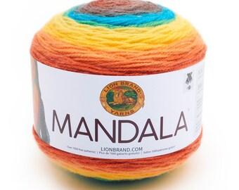 Lion Brand Mandala 6.49 (reg. 7.99) in Thunderbird 207