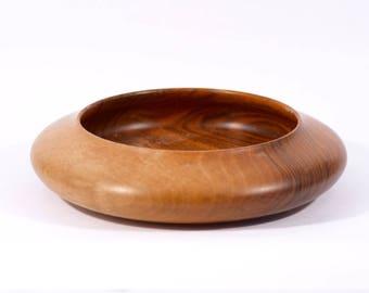 walnut bowl, qx-29