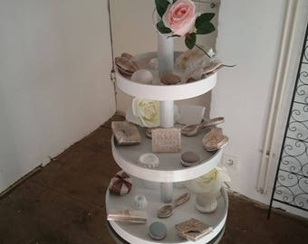 Sweets/treats/cupcakes for shabby decor display