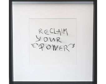 Reclaim Your Power 2