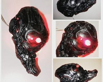 Terminator FX prosthetic