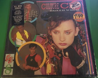Culture Club (Boy George) Colour by Numbers 1983