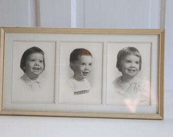 Vintage White Frame Photo frame