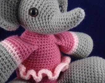 Custom Ellie the Elephant