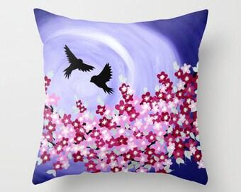 purple throw pillow case, purple throw pillow cover, purple throw pillow covers, purple throw pillow, mauve throw pillow, mauve cover, lilac