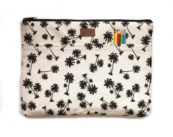 MacBook Pro Sleeve 13, MacBook Sleeve 13, MacBook pro 13 Retina Case, MacBook 12, MacBook Air 11,Laptop Case, Laptop Sleeve - Pacific Palms