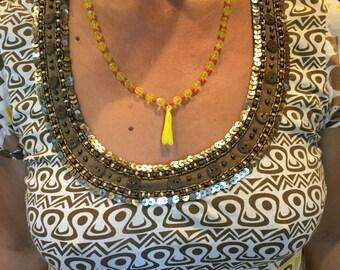 Zesty Necklace