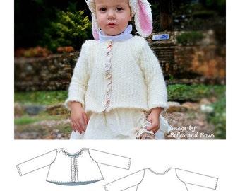 Leona Sweater PDF Pattern