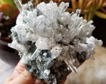 Tetrahedrite, Quartz, Sphalerite & Pyrite Mineral Specimen