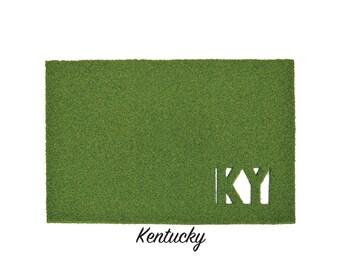 Kentucky Synthetic Grass Doormat | Rug | Wall Decor