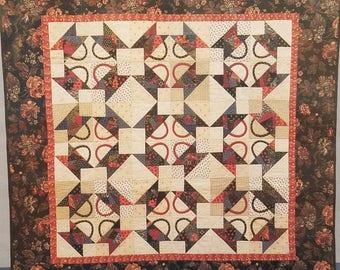 Quilt Pattern. Basket Quilt. Alex Anderson. C&T Publishing.